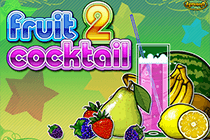 Играть в онлайн автомат Fruit Cocktail 2