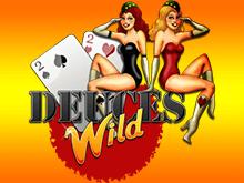 Популярный игровой автомат Deuces Wild от производителя NetEnt